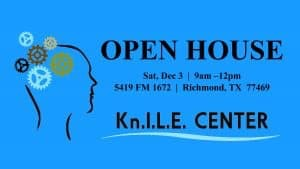 KnILE Center OPEN HOUSE!