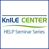 HELP Seminar Series - KnILE Center