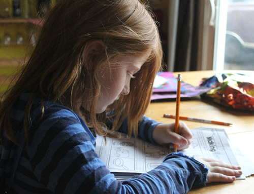 How To Get Your Kids To Do Their Homework
