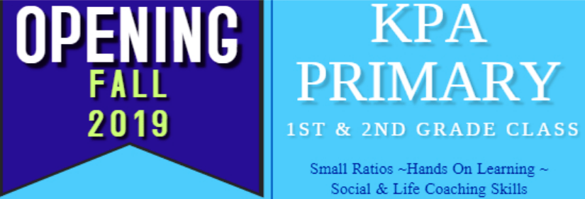 KPA Primary Banner Fall 2019